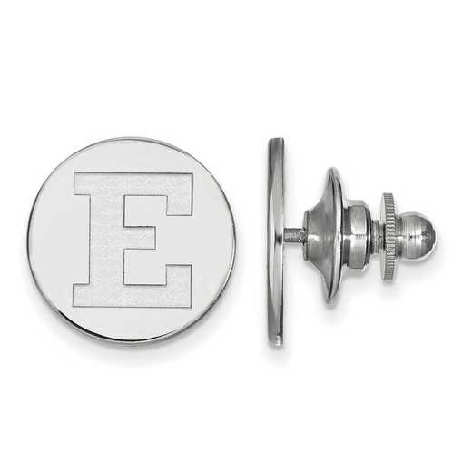 SS020EMU: SS LogoArt Eastern Michigan University Lapel Pin