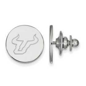 SS024USFL: SS LogoArt University of South Florida Lapel Pin