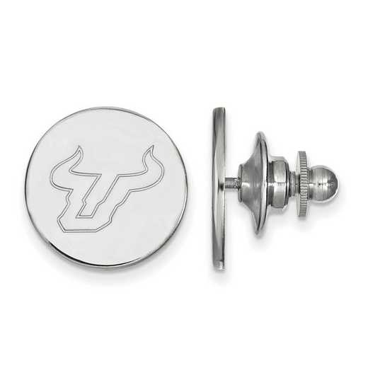 SS024USFL: SS LogoArt University of South Florida Lapel Pin