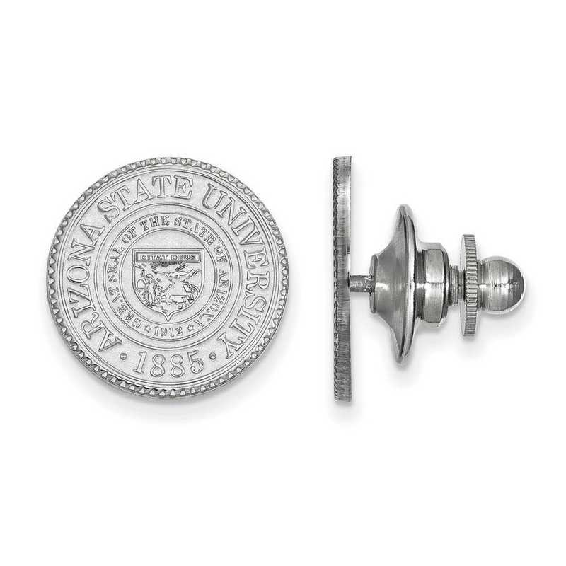 SS045AZS: SS LogoArt Arizona State University Crest Lapel Pin