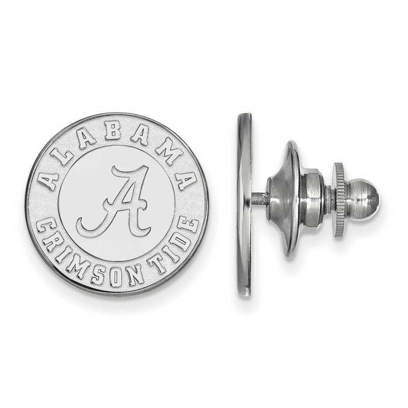SS051UAL: SS LogoArt University of Alabama Lapel Pin
