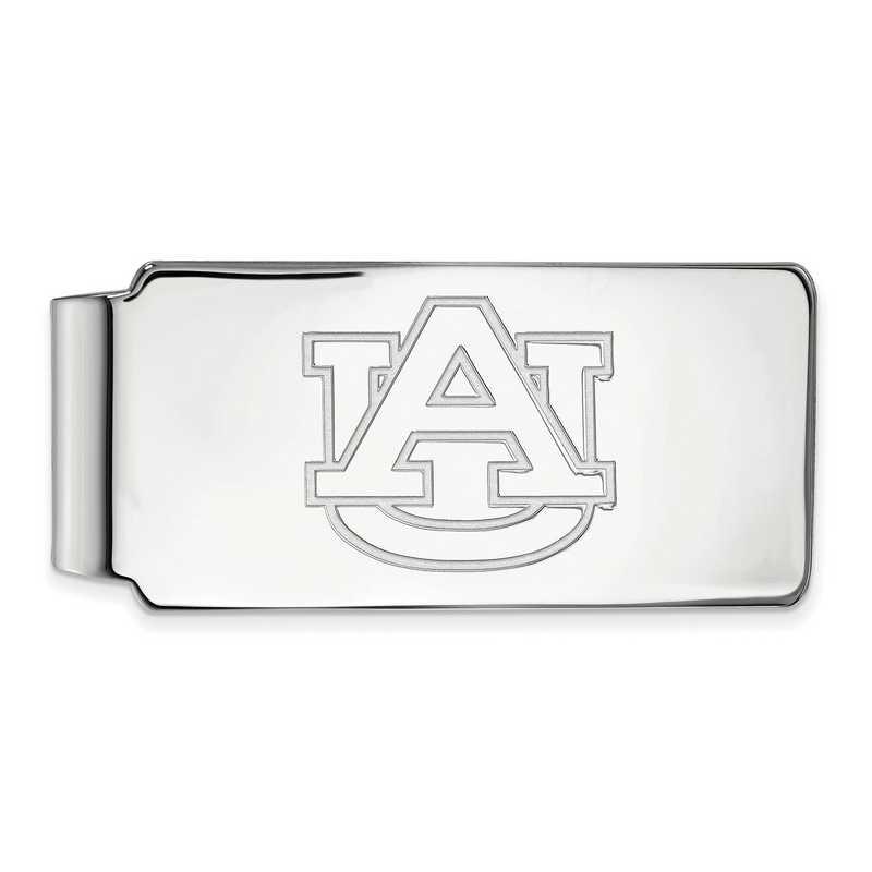 SS025AU: 925 Auburn Money Clip