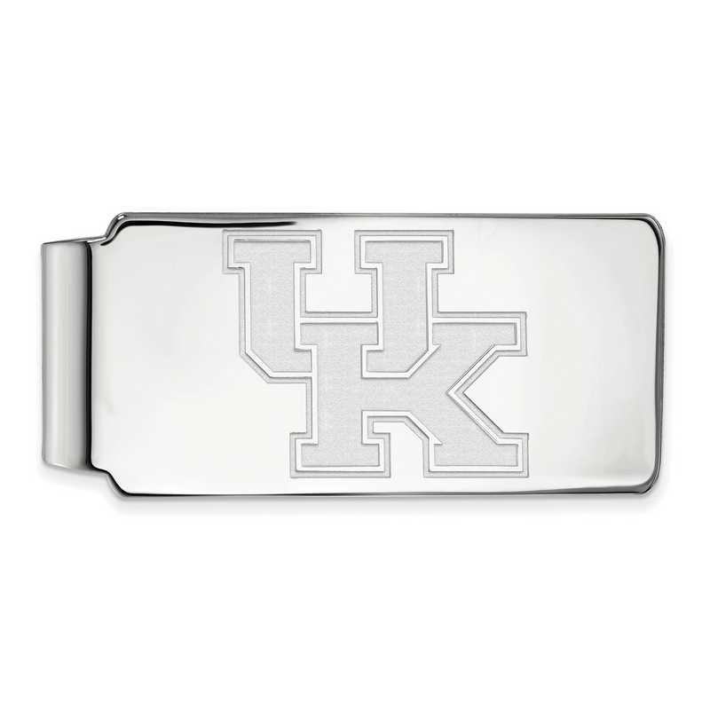 SS025UK: 925 Kentucky Money Clip