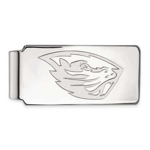 SS017ORS: SS Oregon State Univ Money Clip