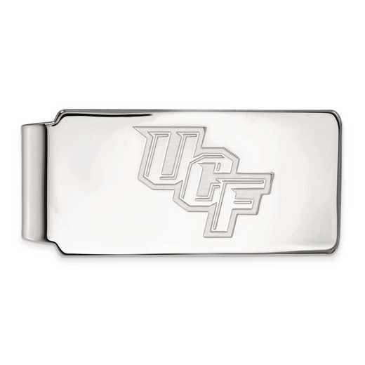 SS017UCF: SS LogoArt Univ of Central Florida Money Clip