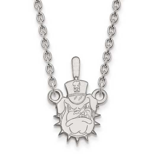 1W010TCI-18: 10kw LogoArt The Citadel Large Pendant w/Necklace