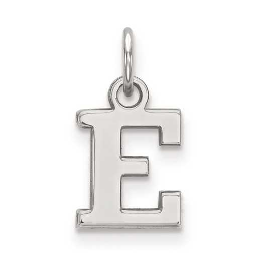 SS001EMU: SS LogoArt Eastern Michigan University XS Pendant