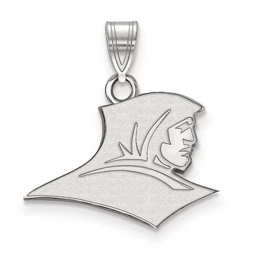 SS001PRC: SS LogoArt Providence College Small Pendant