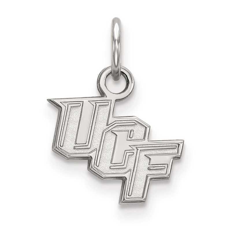 SS001UCF: SS LogoArt University of Central Florida XS Pendant