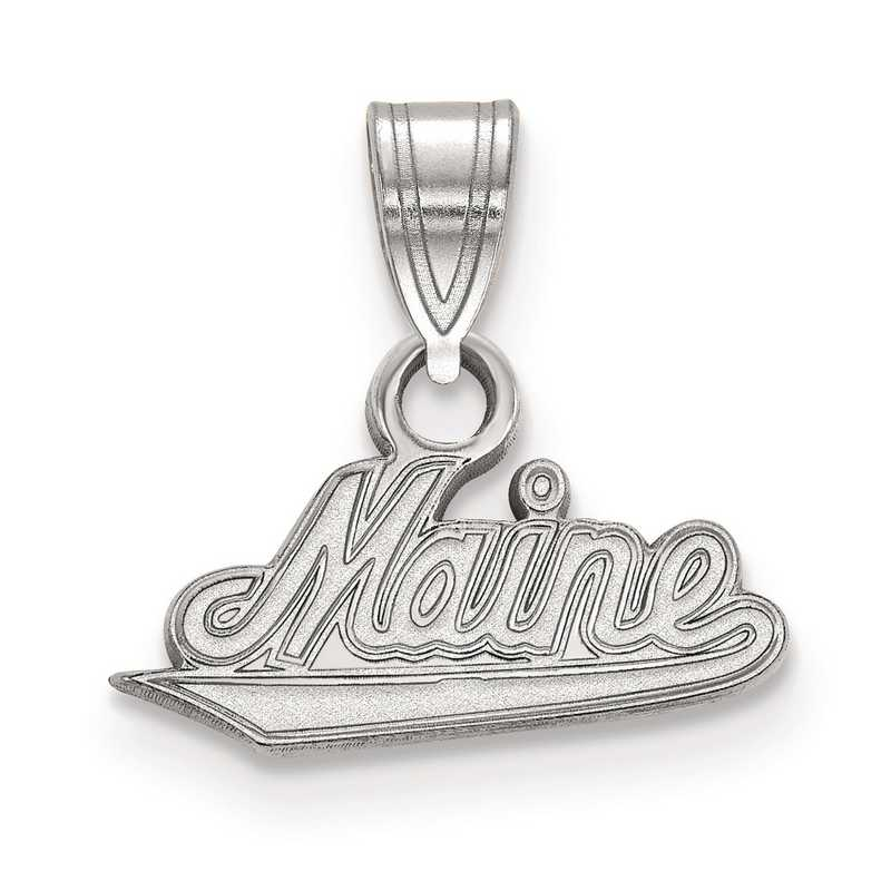 SS001UME: SS LogoArt University of Maine Small PEND