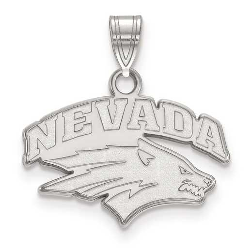 SS001UNR: SS LogoArt University of Nevada Small PEND