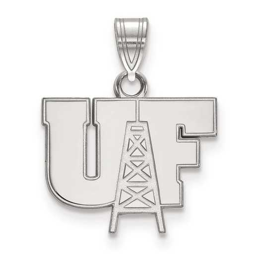 SS001UOF: SS LogoArt University of Findlay Small PEND