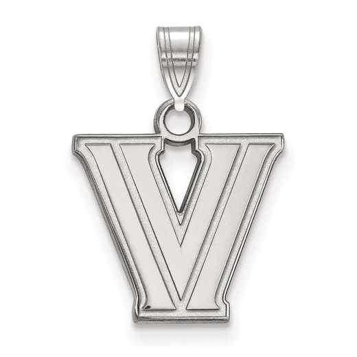 SS001VIL: SS LogoArt Villanova University Small PEND