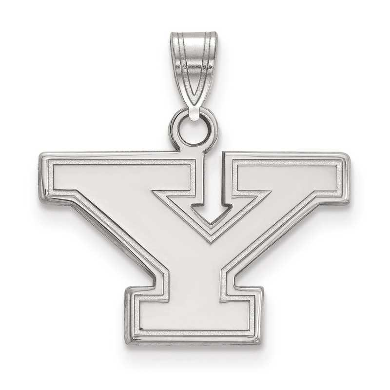 SS001YSU: SS LogoArt Youngstown State University Small PEND
