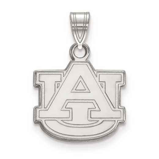 SS002AU: SS LogoArt Auburn University Small Pendant