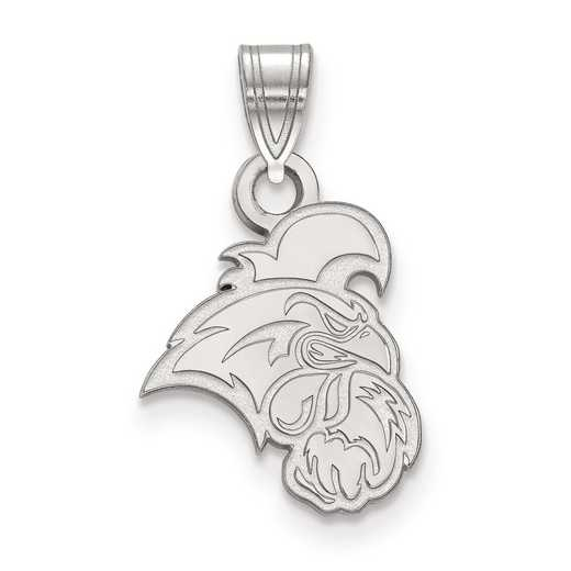 SS002CCU: SS LogoArt Coastal Carolina University Small Pendant