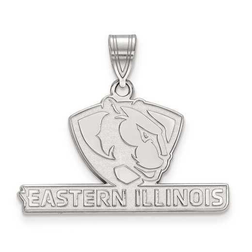 SS002EIU: SS LogoArt Eastern Illinois University Medium PEND