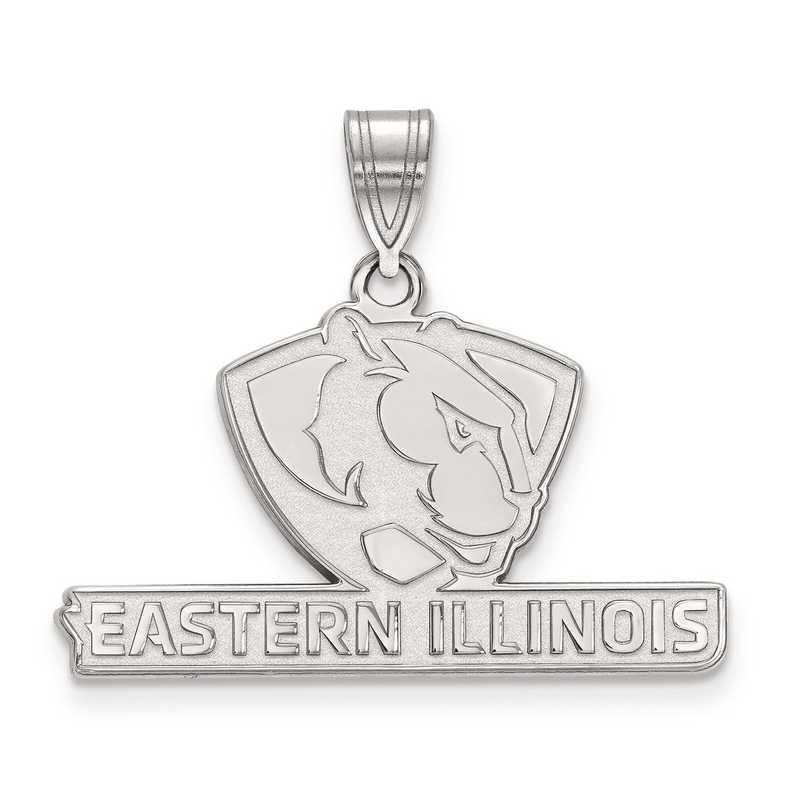 SS002EIU: SS LogoArt Eastern Illinois University Medium PEND