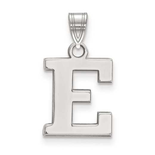 SS002EMU: SS LogoArt Eastern Michigan University Small Pendant