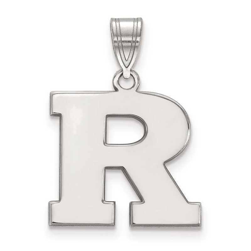 SS002RUT: SS LogoArt Rutgers Medium PEND