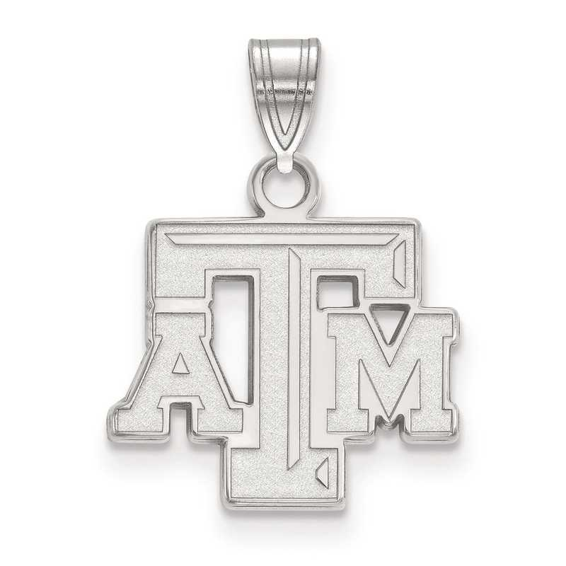SS002TAM: SS LogoArt Texas A&M University Small PEND