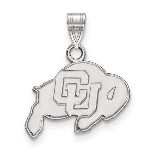 SS002UCO: SS LogoArt University of Colorado Small PEND