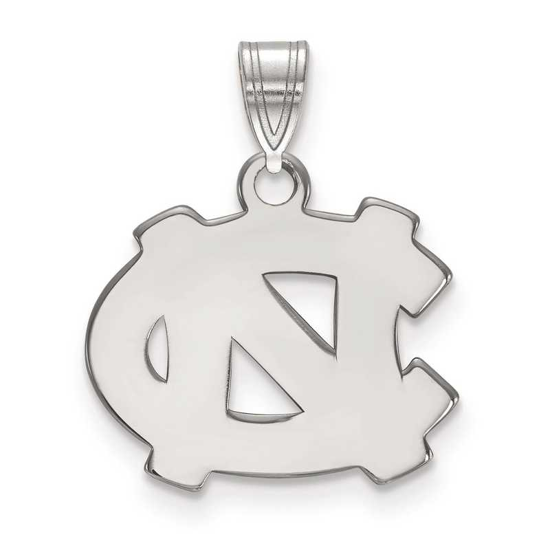 SS002UNC: SS LogoArt University of North Carolina Small PEND
