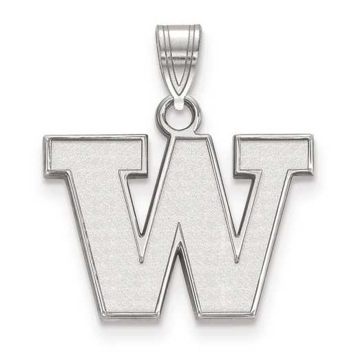 SS002UWA: SS LogoArt University of Washington Small PEND