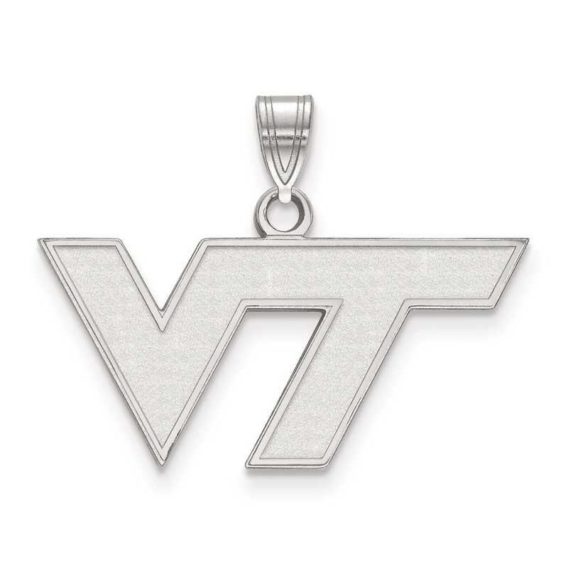 SS002VTE: SS LogoArt Virginia Tech Small PEND