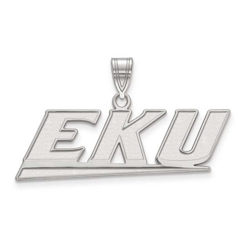 SS003EKU: SS LogoArt Eastern Kentucky University Medium PEND