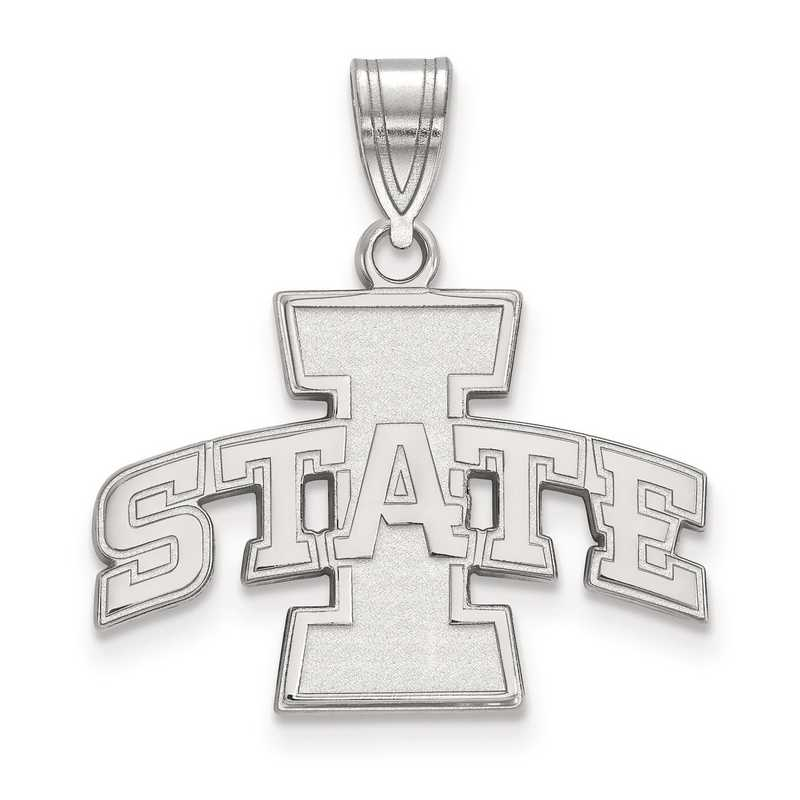 SS003IAS: SS LogoArt Iowa State University Medium PEND