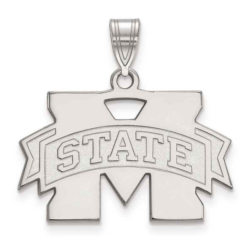 SS003MSS: SS LogoArt Mississippi State University Medium PEND