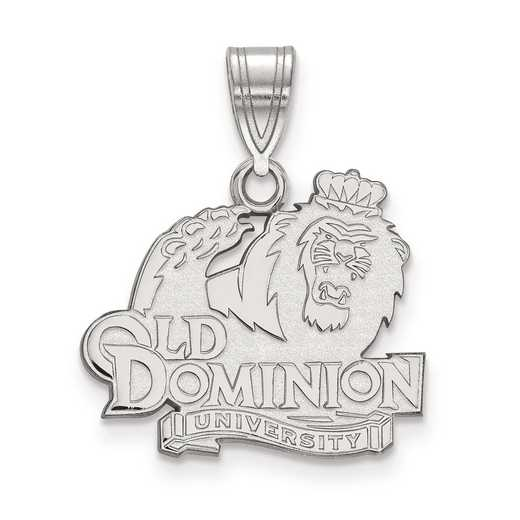 SS003ODU: SS LogoArt Old Dominion University Medium PEND