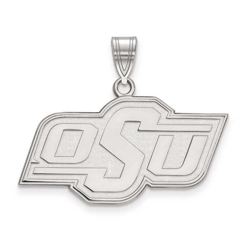 SS003OKS: SS LogoArt Oklahoma State University Medium PEND