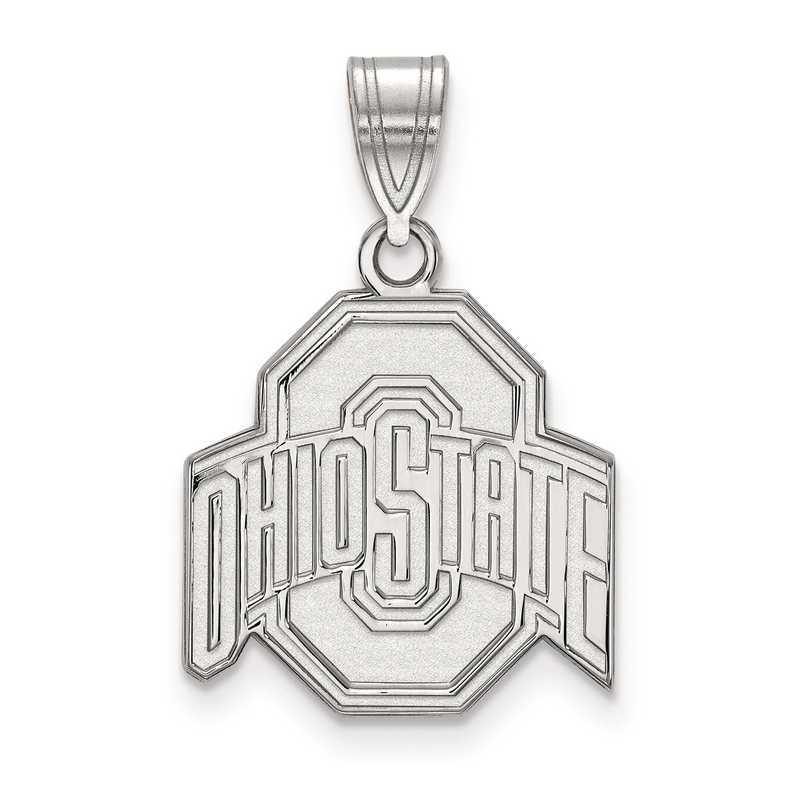 SS003OSU: SS LogoArt Ohio State University Medium PEND