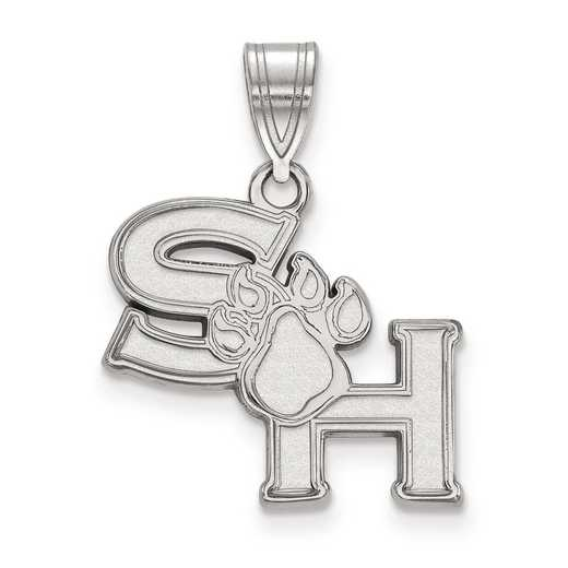 SS003SHS: SS LogoArt Sam Houston State University Medium PEND