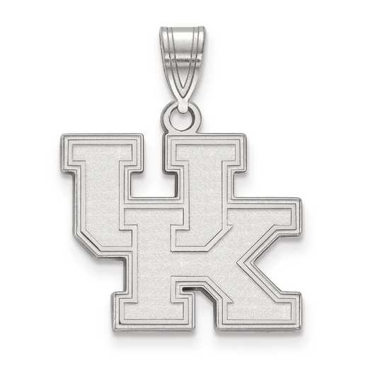 SS003UK: SS LogoArt University of Kentucky Medium PEND