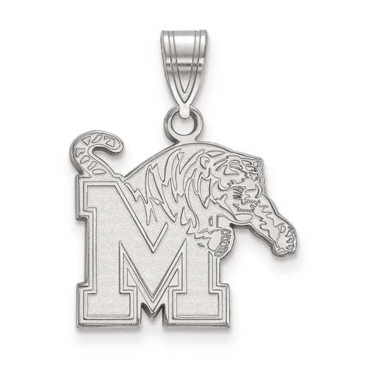 SS003UMP: SS LogoArt University of Memphis Medium PEND