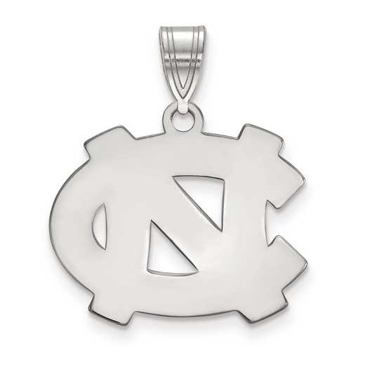 SS003UNC: SS LogoArt University of North Carolina Medium PEND