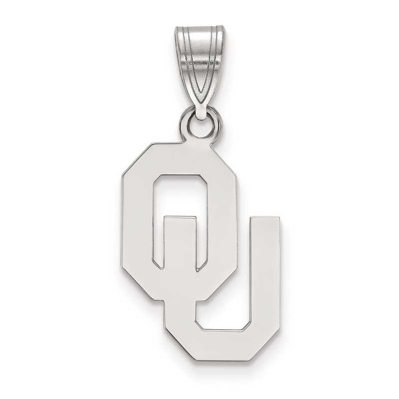 SS003UOK: SS LogoArt University of Oklahoma Medium PEND