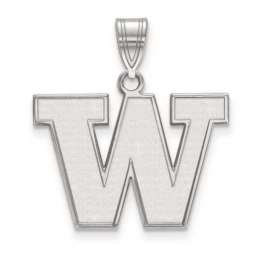 SS003UWA: SS LogoArt University of Washington Medium PEND