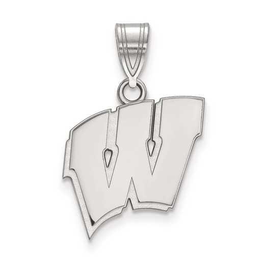 SS003UWI: SS LogoArt University of Wisconsin Medium PEND