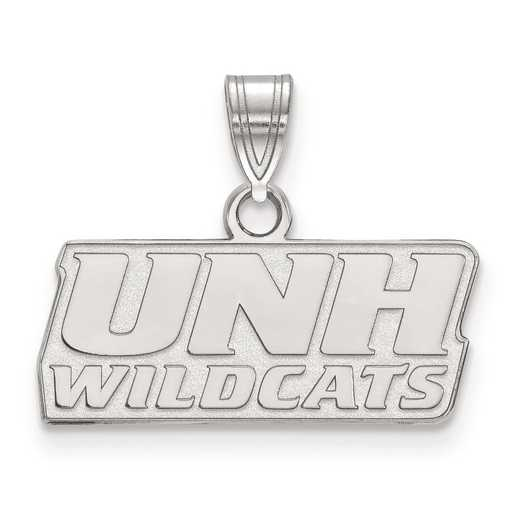 SS013UNH: SS LogoArt University of New Hampshire Small PEND