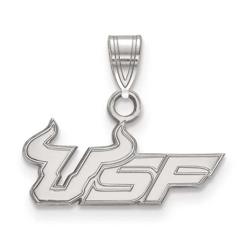 SS014USFL: SS LogoArt University of South Florida Small PEND
