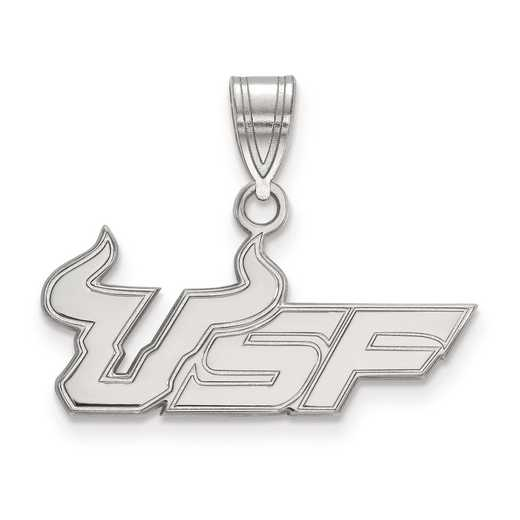 SS015USFL: SS LogoArt University of South Florida Medium PEND