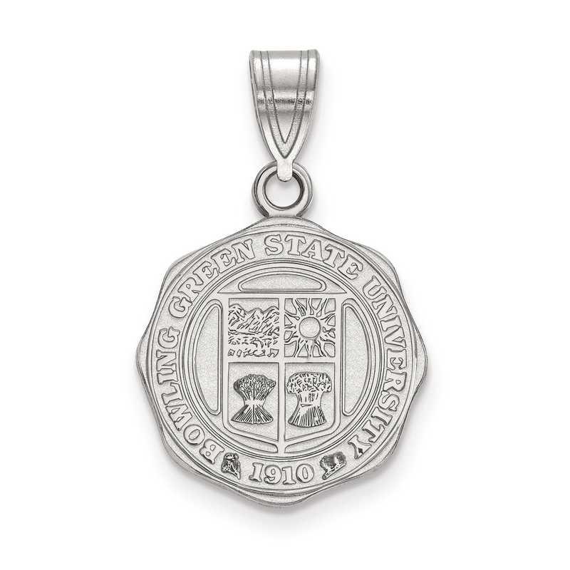 SS023BG: S S LogoArt Bowling Green State University Medium Crest Pend