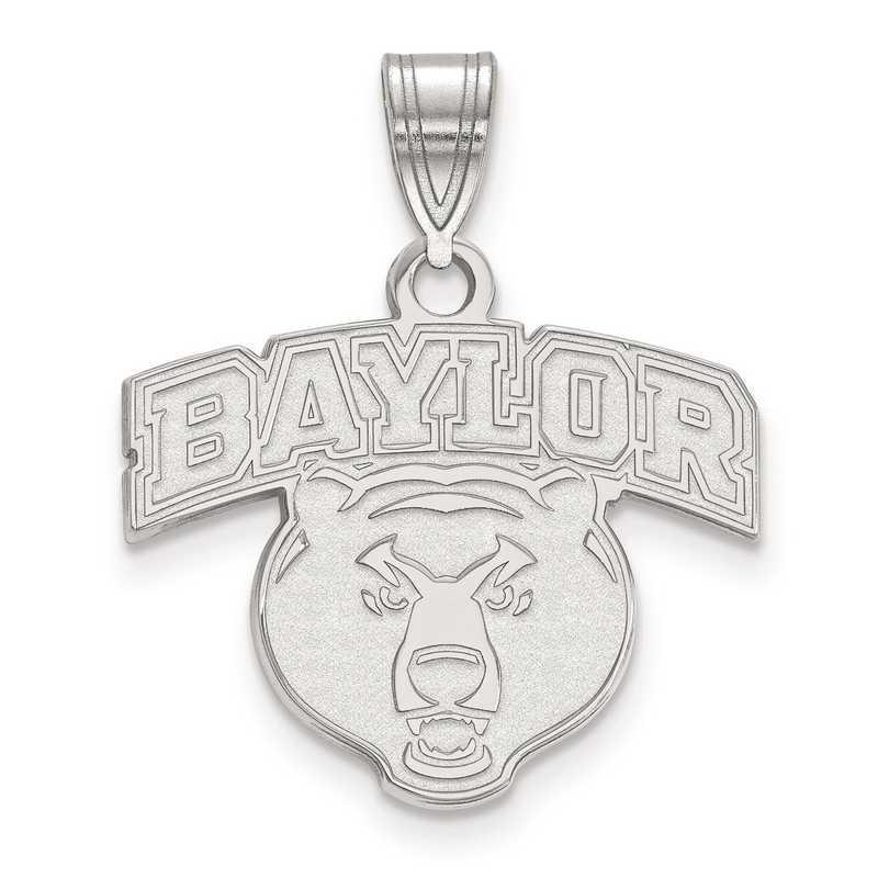 SS024BU: SS LogoArt Baylor University Medium PEND