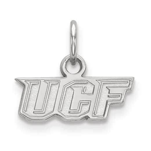 SS024UCF: SS LogoArt University of Central Florida XS Pendant