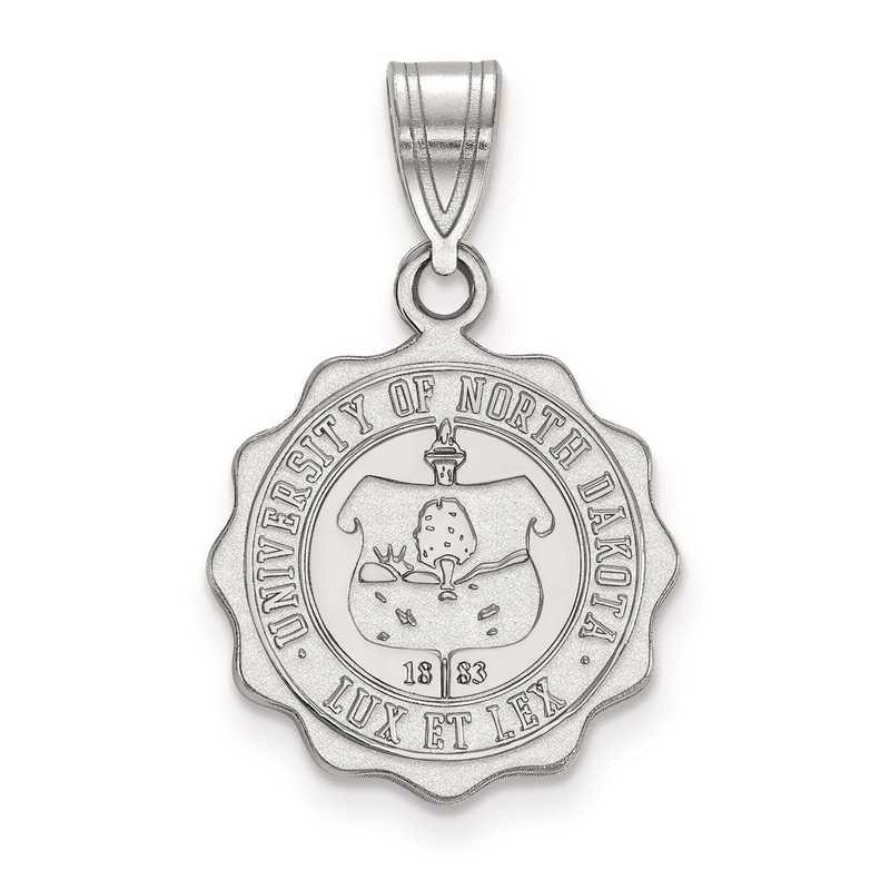 SS028UNOD: S S LogoArt University of North Dakota Medium Crest Pend