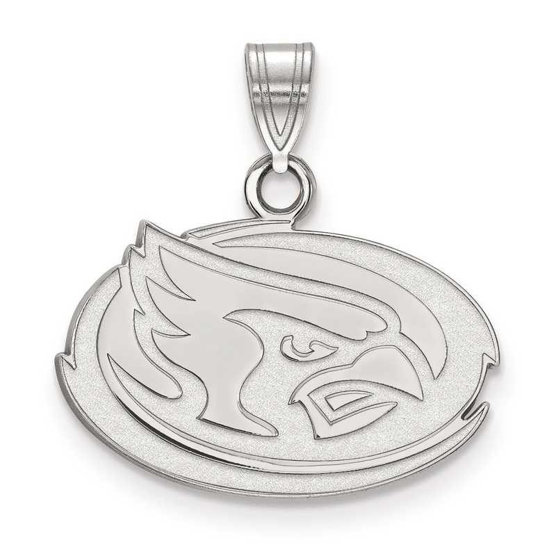 SS029IAS: SS LogoArt Iowa State University Small Pendant